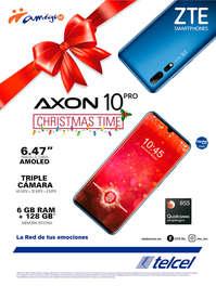 Axon 10 Christmas time