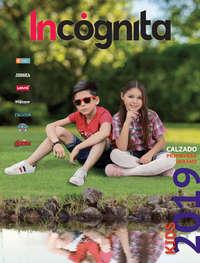 CATÁLOGO KIDS-COLECCION PRIMAVERA-VERANO 2019