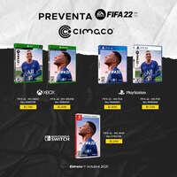 Preventa del FIFA 22