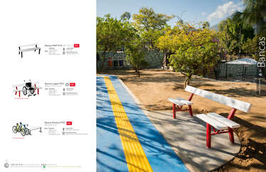 Catálogo Mobiliario Urbano 2021- Page 1
