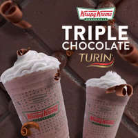 Triple chocolate Turin