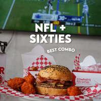 NFL + Sixties