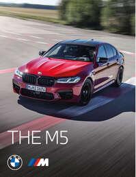 BMW M5 Sedán 2021