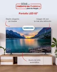 """Pantalla Samsung LED 82"""""""
