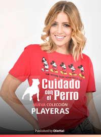 #ctdsg# CuidadoConElPerro Playeras