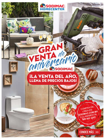 Gran venta de aniversario - Acapulco/ Querétaro/ Puebla- Page 1