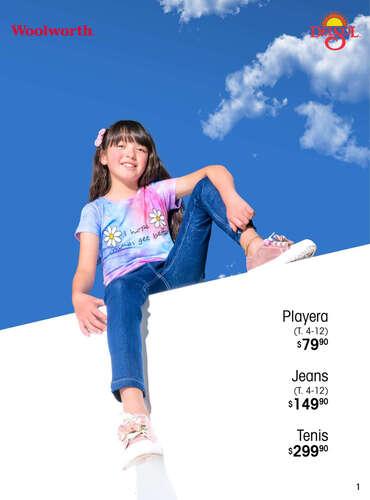 Primavera Kids - CDMX- Page 1