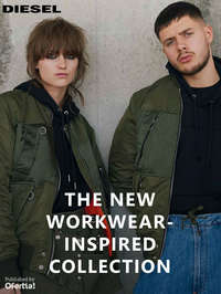 The new workwear inspired collection