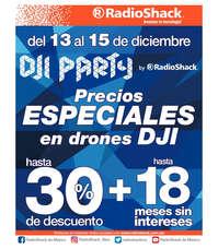 Drones DJI Party
