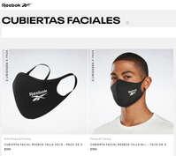 Cubiertas faciales