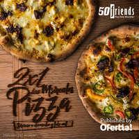 Miércoles Pizza 2x1