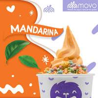 Nuevo sabor Mandarina