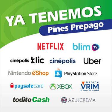 Pines Prepago- Page 1