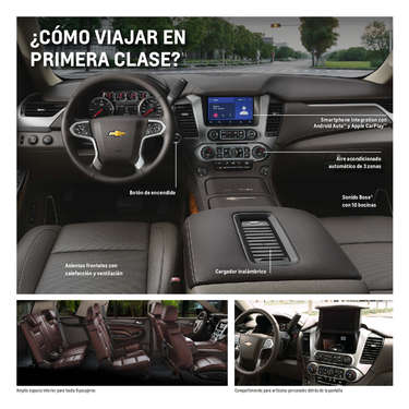 Chevrolet tahoe- Page 1