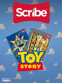 Libretas Toy Story