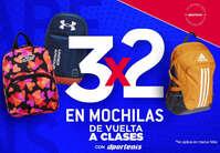 Mochilas 3x2