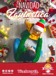 Navidad Fantástica - Plazas de calor