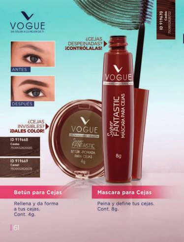 productos de maquillaje 2020- Page 1