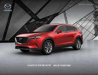 Mazda cx 9 2019