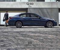 INFINITI Q50