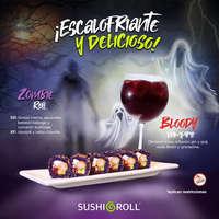 Bloody sushi