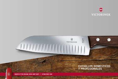 Cuchillos domésticos y profesionales- Page 1