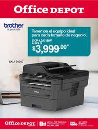 Impresora Brother