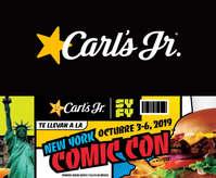 Carl's te lleva a la Comic Con