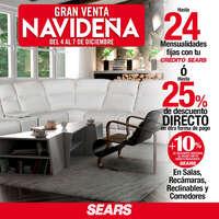 Venta Navideña - Salas