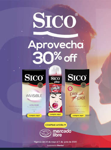 Hot sale Aprovecha 30% off Mercado Libre- Page 1