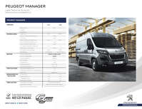 Peugeot manager