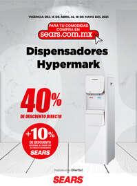 Dispensadores Hypermark