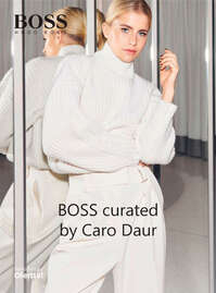 BOSS curated by Caro Daur