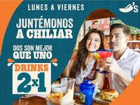 Drinks 2x1