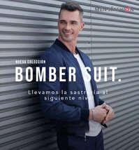 Nueva Colección Bomber Suit