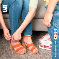 Encuentra el calzado favorito para toda la familia