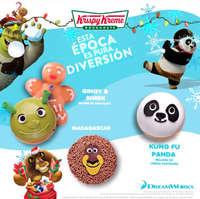 Dreamworks X Krispy Kreme