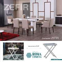 Catálogo de Muebles Roma Condesa