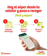 Pide por Whatsapp