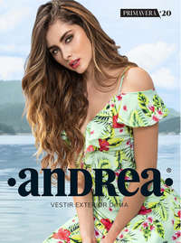 Andrea Vestir exterior dama