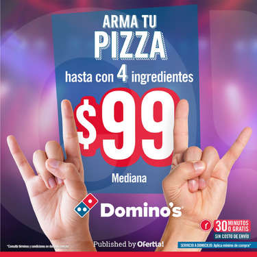 Pizza Mediana- Page 1
