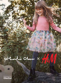 Whooli Chen x H&M
