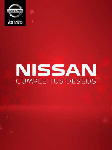 Nissan Cumple tus deseos- Page 1