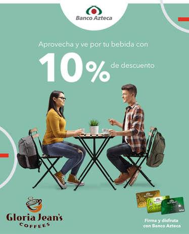 10% de descuento en Glora Jean's Coffee- Page 1