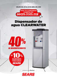 Dispensador Clearwater
