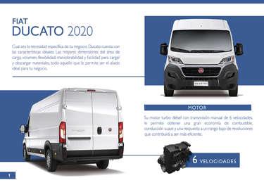 Fiat ducato 2020- Page 1