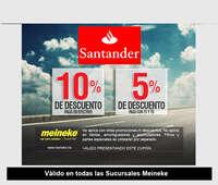 Promo Santander