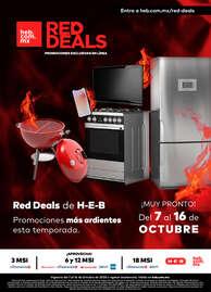 Red deals