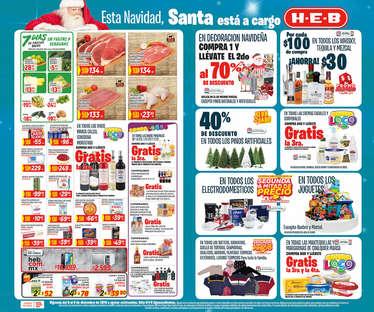 Esta Navidad, Santa está a cargo- Page 1