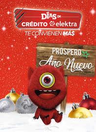 Navidad con Elektra